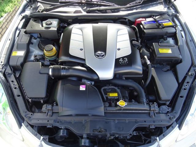430SCV黒革SメーカーナビTV1オーナー禁煙車最終モデル(20枚目)
