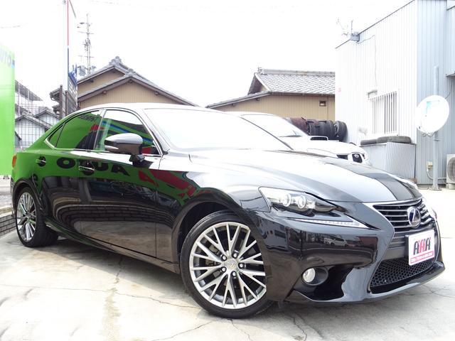 「レクサス」「IS」「セダン」「愛知県」の中古車2