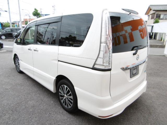 日産 セレナ Hスター S-HV BIG-X8型ナビ フルセグTV