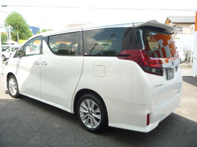 「トヨタ」「アルファード」「ミニバン・ワンボックス」「愛知県」の中古車7