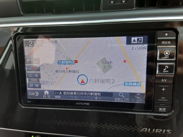 ハイブリッド 1年保証付 SDナビ フルセグ ビルトインETC 衝突軽減ブレーキ レーンキープ Bluetooth ハーフレザーシート LEDヘッドライト フォグ モデリスタフルエアロ 純正AW プッシュスタート(28枚目)