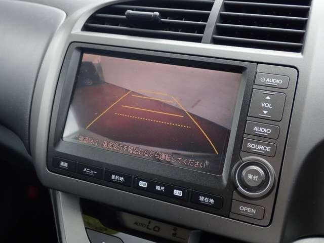 RSZ特別仕様車 HDDナビエディション リアカメラ ETC(4枚目)