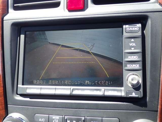 ZL HDDナビレザースタイル 純正HDDナビ Rカメラ付き(5枚目)