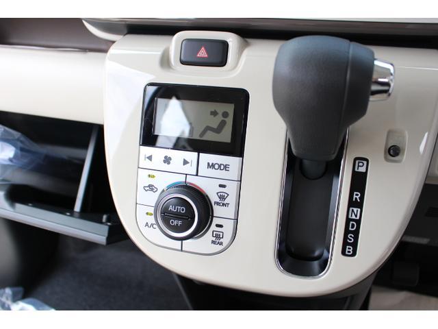 ダイハツ ムーヴキャンバス Xリミテッドメイクアップ SAI両側Pスライド スマートキー