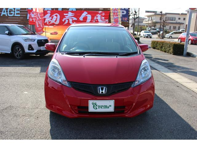 「ホンダ」「フィット」「コンパクトカー」「愛知県」の中古車4