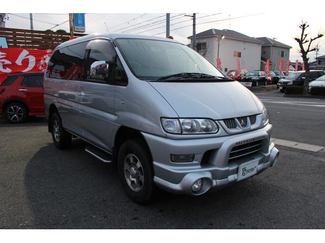 「三菱」「デリカスペースギア」「ミニバン・ワンボックス」「愛知県」の中古車2