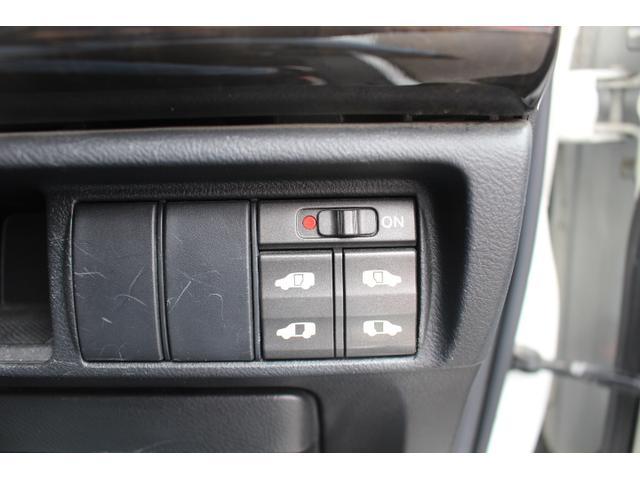 GエアロHDDナビスペシャルパッケージ メーカーインターナビ 両側Pスライドドア ETC HID 3列シート ダブルエアコン キーレス 純正アルミ(22枚目)