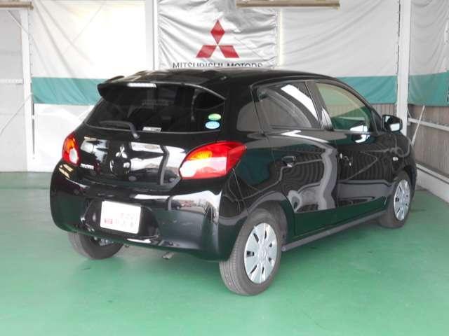 三菱 ミラージュ 1.0 M 認定中古車保証付