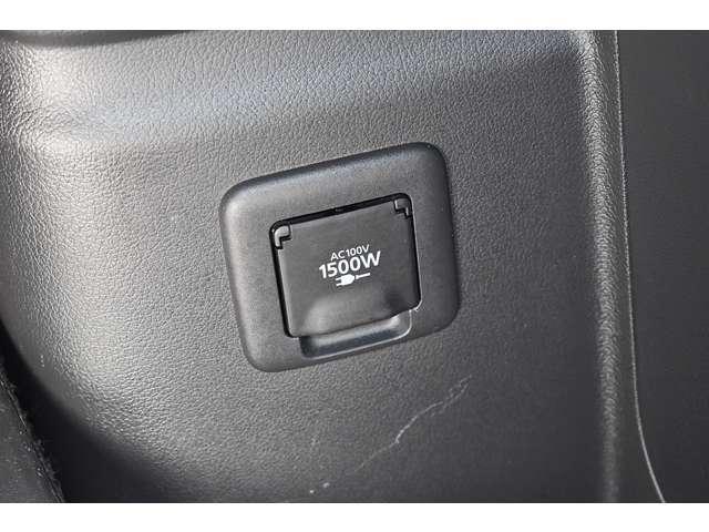 Gナビパッケージ AC100V電源(1500W)・全周囲カメラ・ETC(5枚目)