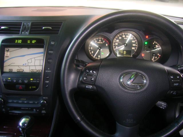 GS350 トムスエアロ 車高調(2枚目)