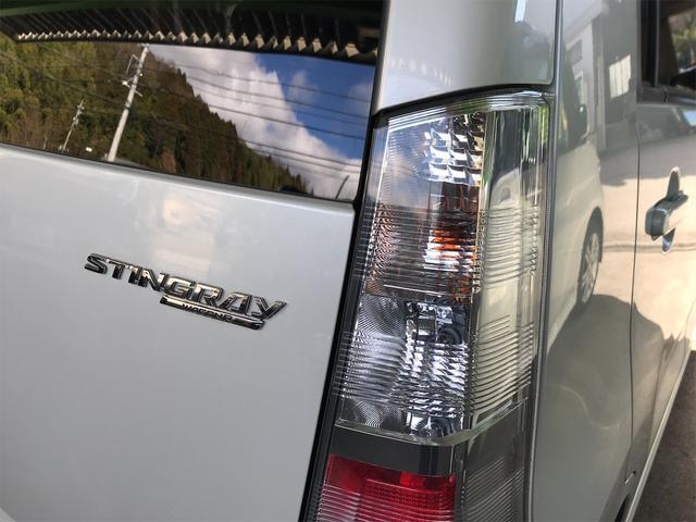 「スズキ」「ワゴンRスティングレー」「コンパクトカー」「岐阜県」の中古車10
