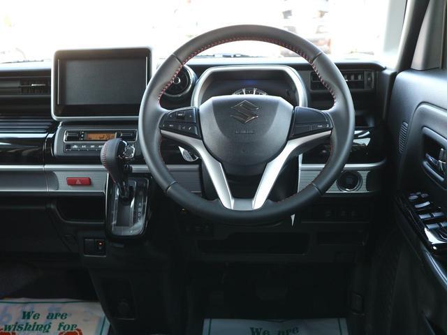 ハイブリッドXS ツートンルーフ デュアルブレーキサポート レーンアシスト 両側電動スライド シートヒーター LEDライト スマートキー(4枚目)