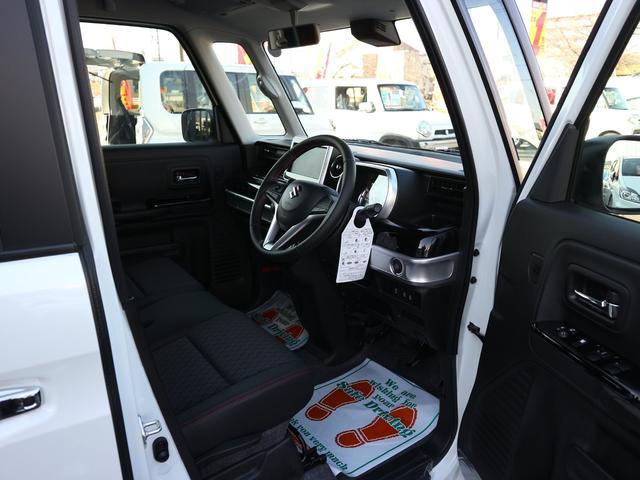 ハイブリッドXS ツートンルーフ デュアルブレーキサポート レーンアシスト 両側電動スライド シートヒーター LEDライト スマートキー(12枚目)