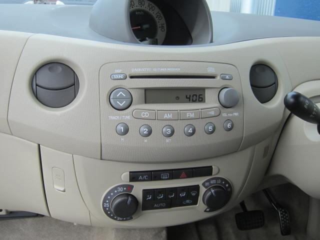 ダイハツ エッセ X CD キーレス 4速AT