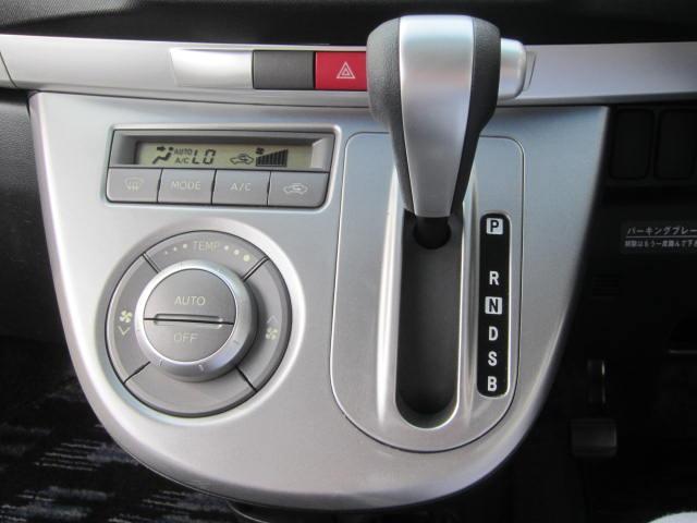 ダイハツ ムーヴ X VSIII エアロ CD スマートキー オートAC
