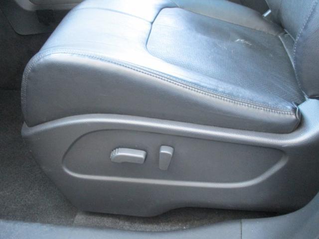 250XV 車高調 22アルミ サンルーフ HDDナビ&TV&バックモニタ&サイドカメラ 革シート(35枚目)