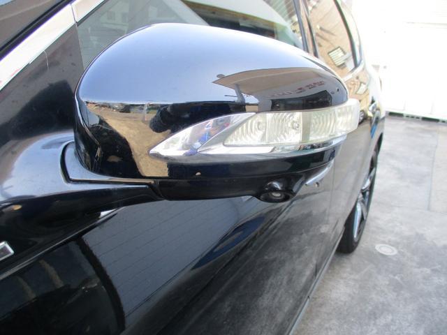 250XV 車高調 22アルミ サンルーフ HDDナビ&TV&バックモニタ&サイドカメラ 革シート(45枚目)