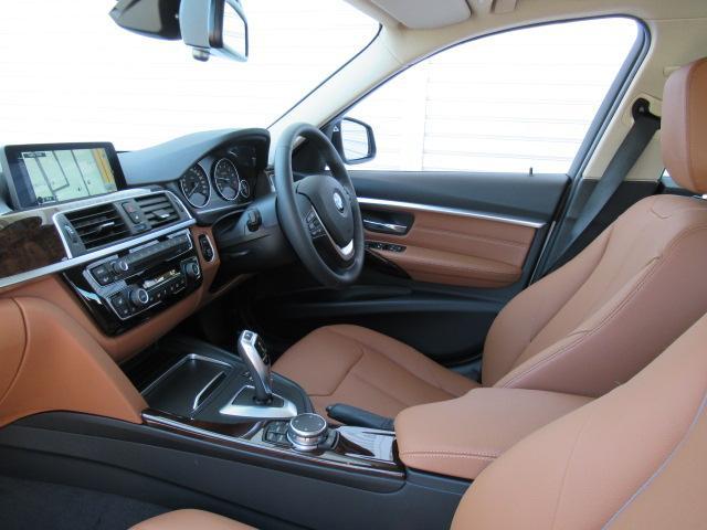 BMW BMW 320iラグジュアリーブラウン革レーンディパーチャ認定中古車