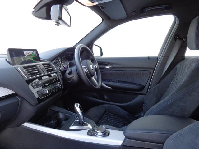 BMW BMW 118i Mスポーツ17AW電動シートPサポート認定中古車