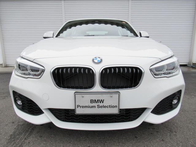 BMW BMW 118i MスポーツコンフォートパーキングサポP認定中古車