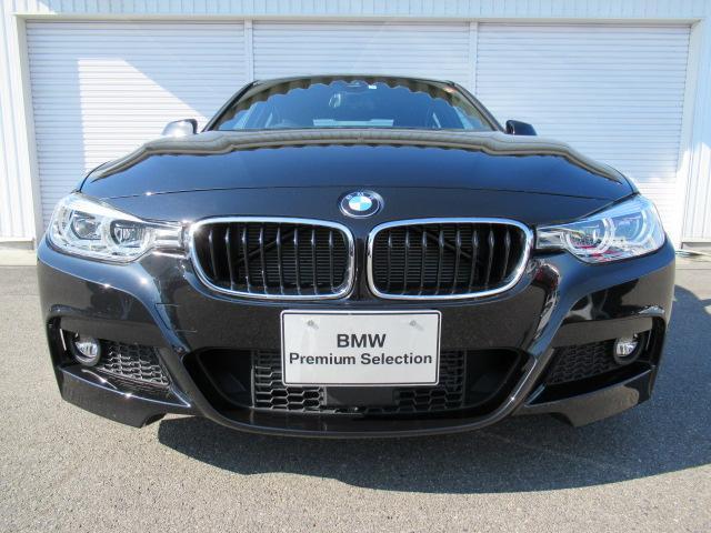 BMW BMW 320d MスポーツDアシスト18AWデモカー認定中古車
