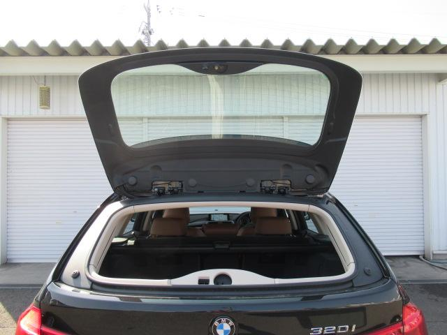 BMW BMW 320iツーリングラグジュアリーブラウン革認定中古車