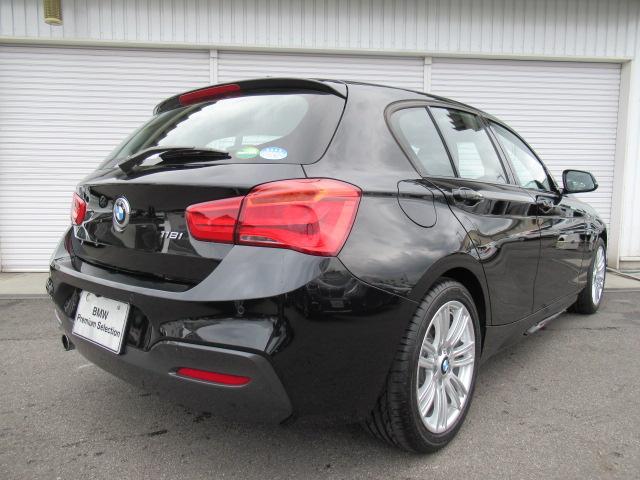 BMW BMW 118i Mスポーツ17AWパーキングサポートP認定中古車