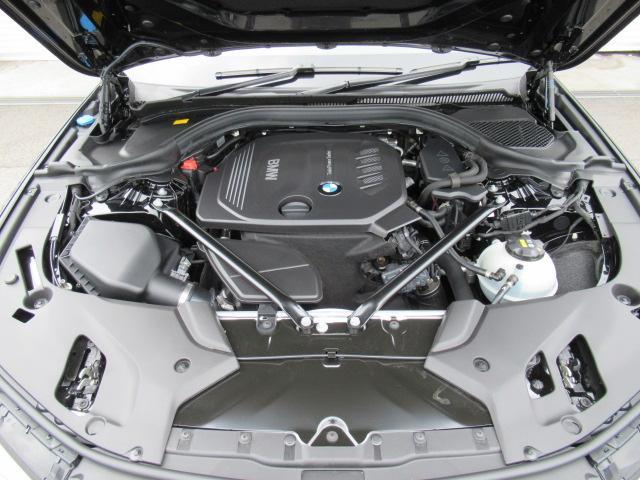 BMW BMW 523d Mスポーツ19AWイノベコンフォート黒革ハイライン