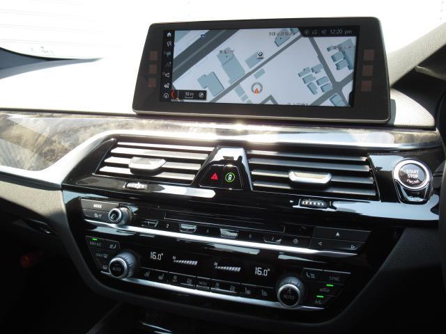 BMW BMW 523i Mスポーツハイラインコンフォート黒革SR認定中古車
