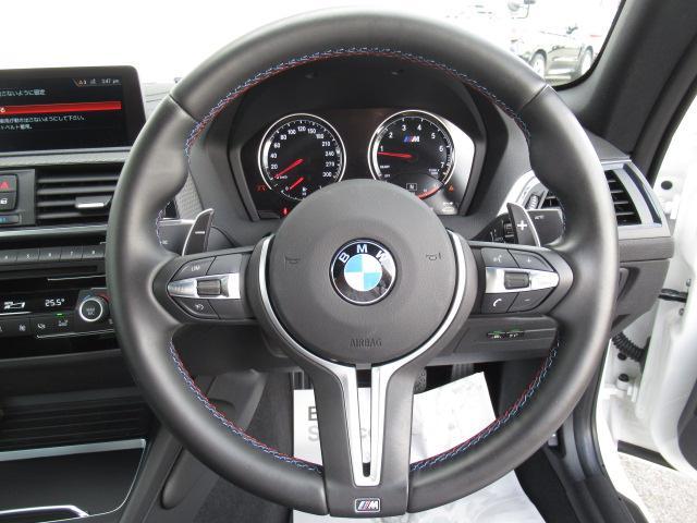 BMW BMW M2 M2クーペ7速DCT黒革19AW禁煙1オナ認定中古車