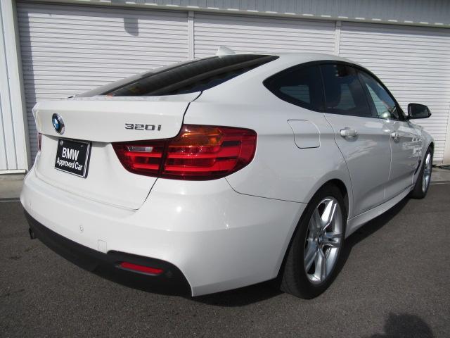 BMW BMW 320iグランツーリスモMスポーツMブレーキ禁煙1オナ認定車