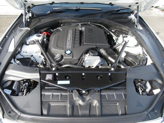 BMW BMW 640iグランクーペMスポーツハイライン20AW黒革SR