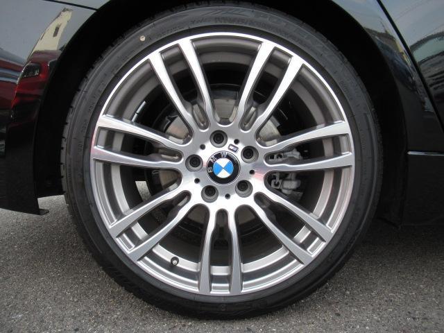 318iツーリングMスポーツ19AW黒革パノラマSR認定車(8枚目)