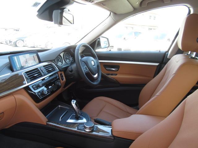320d xDriveグランツーリスモLuxコニャック革(15枚目)