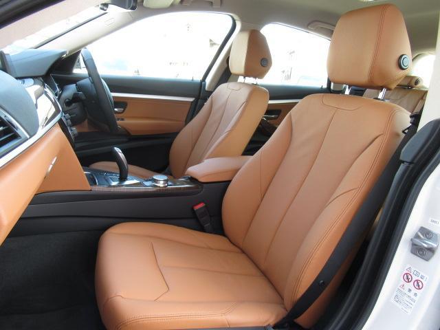 320d xDriveグランツーリスモLuxコニャック革(16枚目)