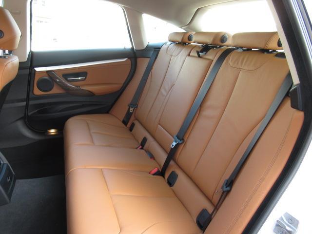 320d xDriveグランツーリスモLuxコニャック革(17枚目)