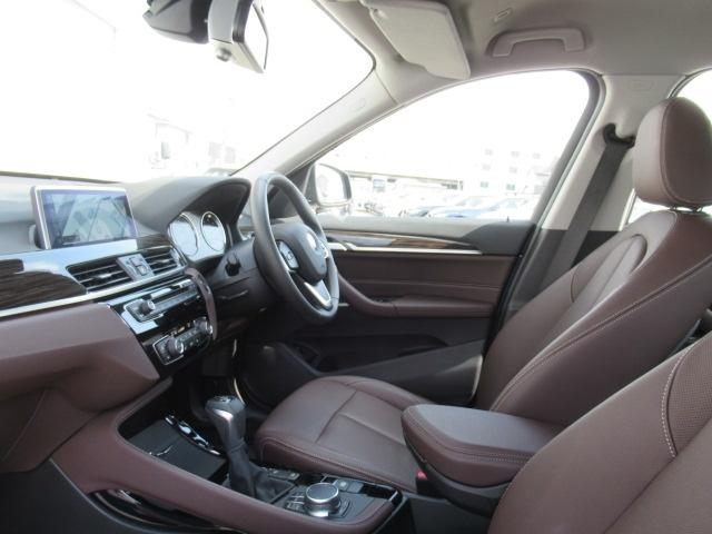 xDrive18d xライン コンフォートモカ革 認定中古車(12枚目)