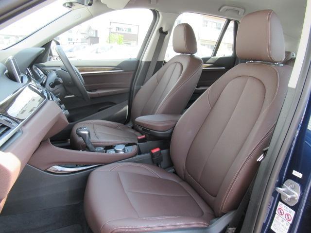 xDrive18d xライン コンフォートモカ革 認定中古車(13枚目)