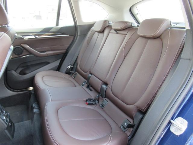 xDrive18d xライン コンフォートモカ革 認定中古車(14枚目)