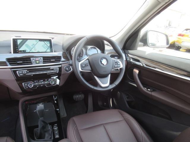 xDrive18d xライン コンフォートモカ革 認定中古車(15枚目)