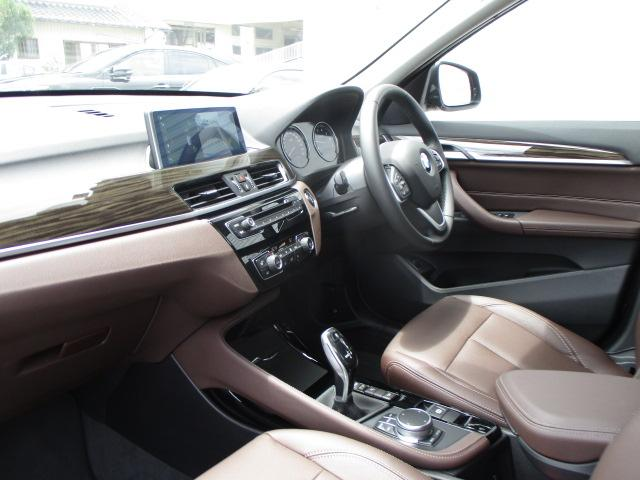 xDrive25i xライン ハイラインモカレザー認定中古車(12枚目)