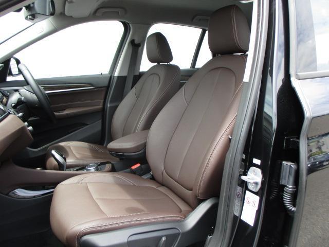 xDrive25i xライン ハイラインモカレザー認定中古車(13枚目)