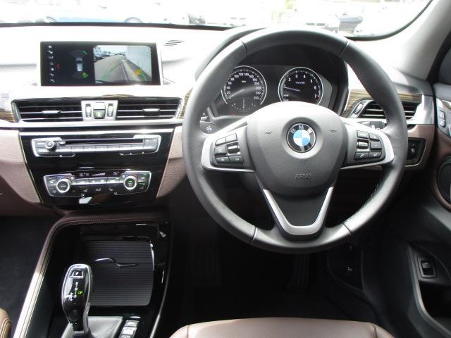 xDrive25i xライン ハイラインモカレザー認定中古車(15枚目)