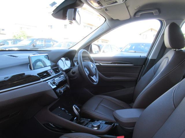 xDrive20i xライン ハイラインモカレザー認定中古車(12枚目)