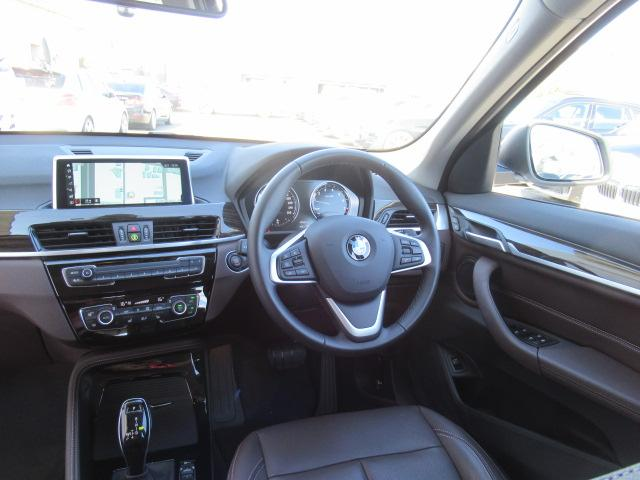 xDrive20i xライン ハイラインモカレザー認定中古車(15枚目)