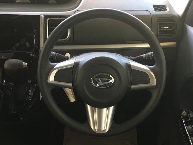 ダイハツ タント カスタムX 左側電動スライド LEDヘッド 届出済未使用車