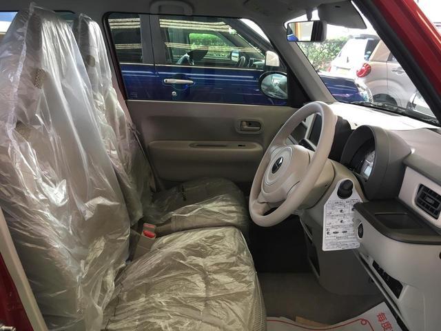 スズキ アルトラパン L レーダーブレーキサポート シートヒーター 届出済未使用車
