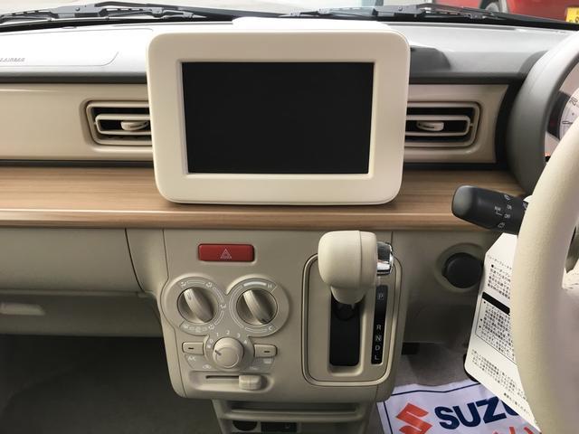 スズキ アルトラパン S レーダーブレーキサポート シートヒーター 届出済未使用車