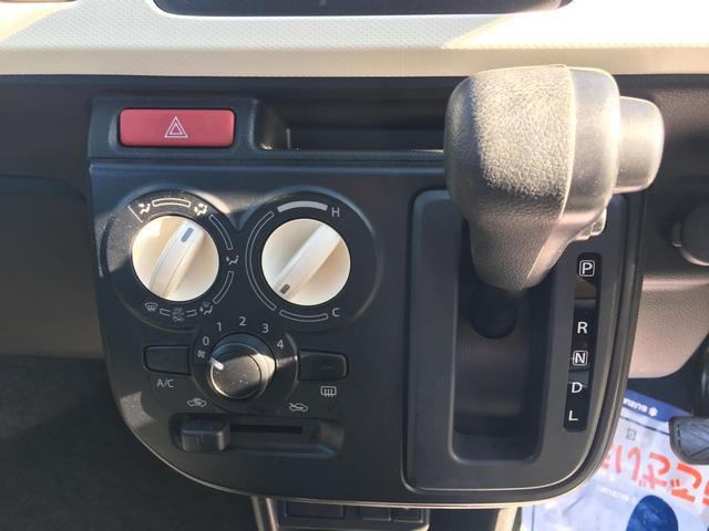 スズキ アルト L シートヒーター CD キーレス アイドリングストップ