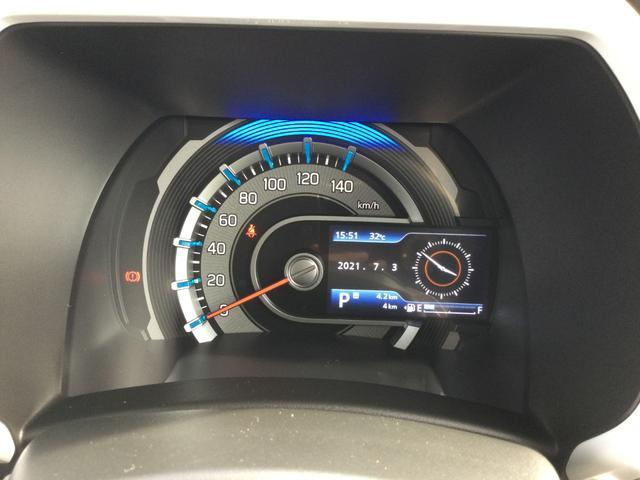 ハイブリッドG 届出済未使用車 プッシュスタート スマートキー 衝突軽減ブレーキ オートエアコン オートライト クリアランスソナー 車線逸脱防止機能 シートヒーター(20枚目)